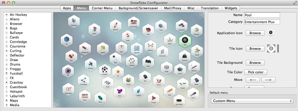 Snowflake Configurator 2014-06-13 10-48-40 2014-06-13 10-48-48