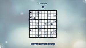 Snowdoku