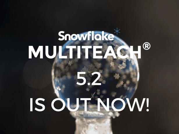 Snowflake MultiTeach 5.2