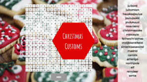Christmas customs lesson (1)