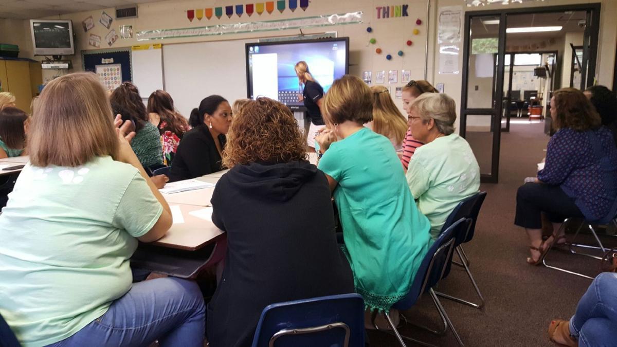 Clear Touch in Opelika schools