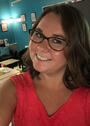 Danielle Maclin in class