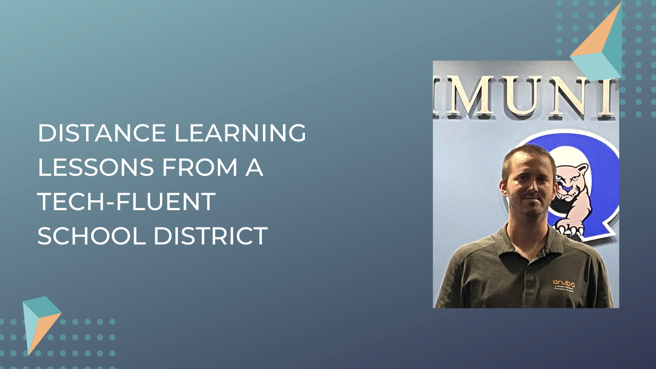 Distance learning lessons