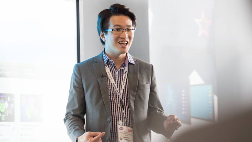 NUITEQ VP of Content and Strategy - Dr. Edward Tse
