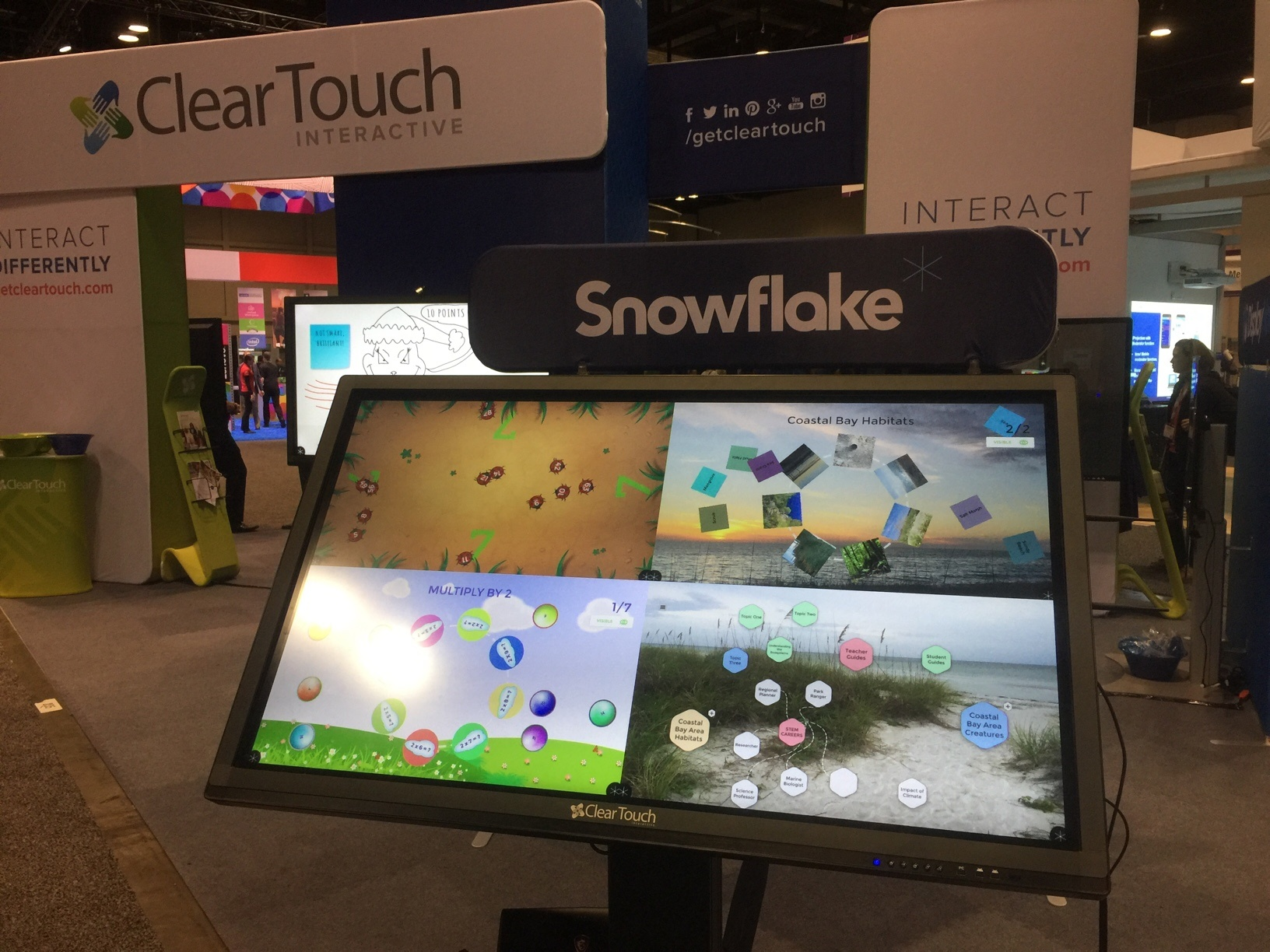 FETC2017 Snowflake MultiTeach in Zones.jpg