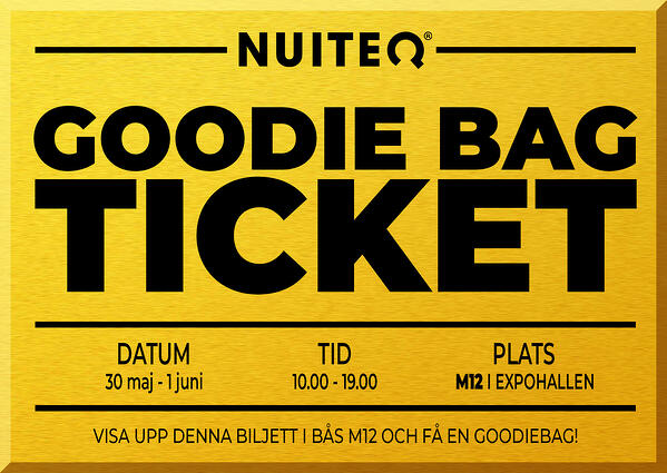 GOODIE BAG TICKET_Test