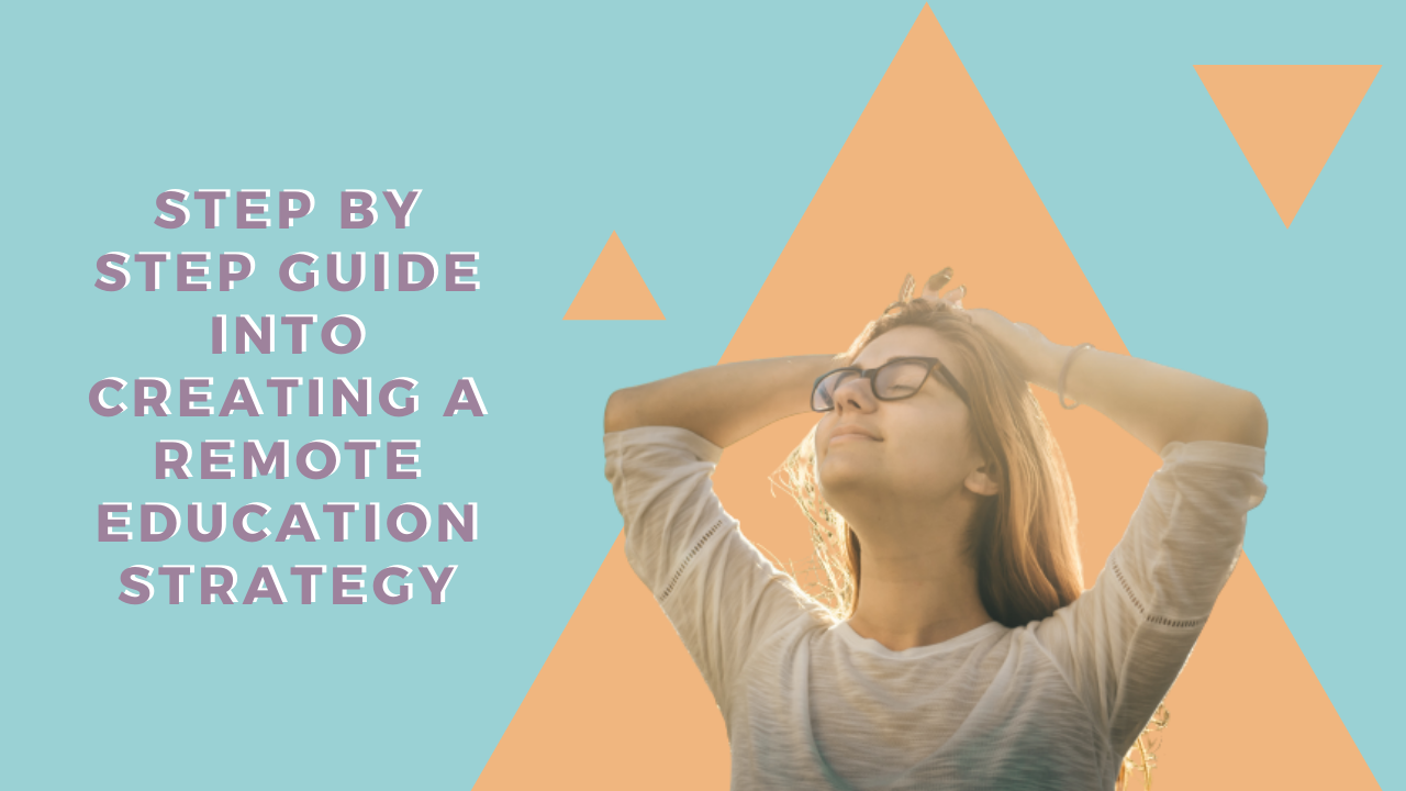 Guide Remote Education Strategy