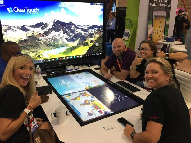 Teachers at ISTE17
