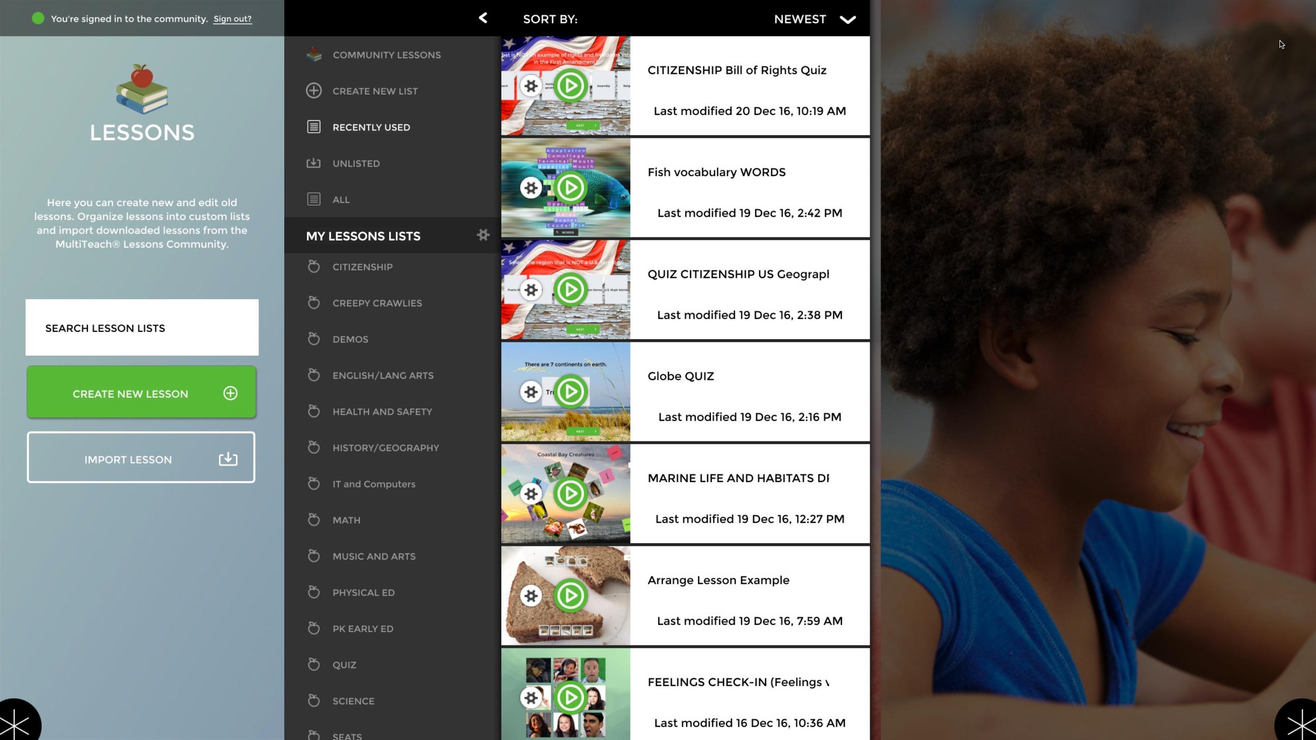 Lessons home screen.jpg