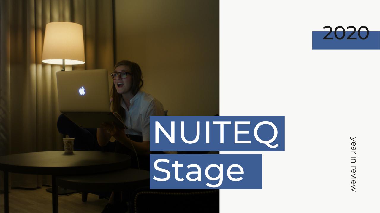 NUITEQ Stage 2020