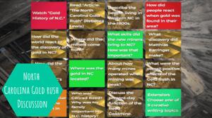 North Carolina gold rush (1)