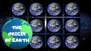 Origin of Earth
