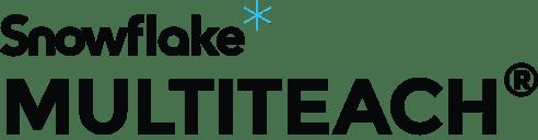 Snowflake MultiTeach Logo
