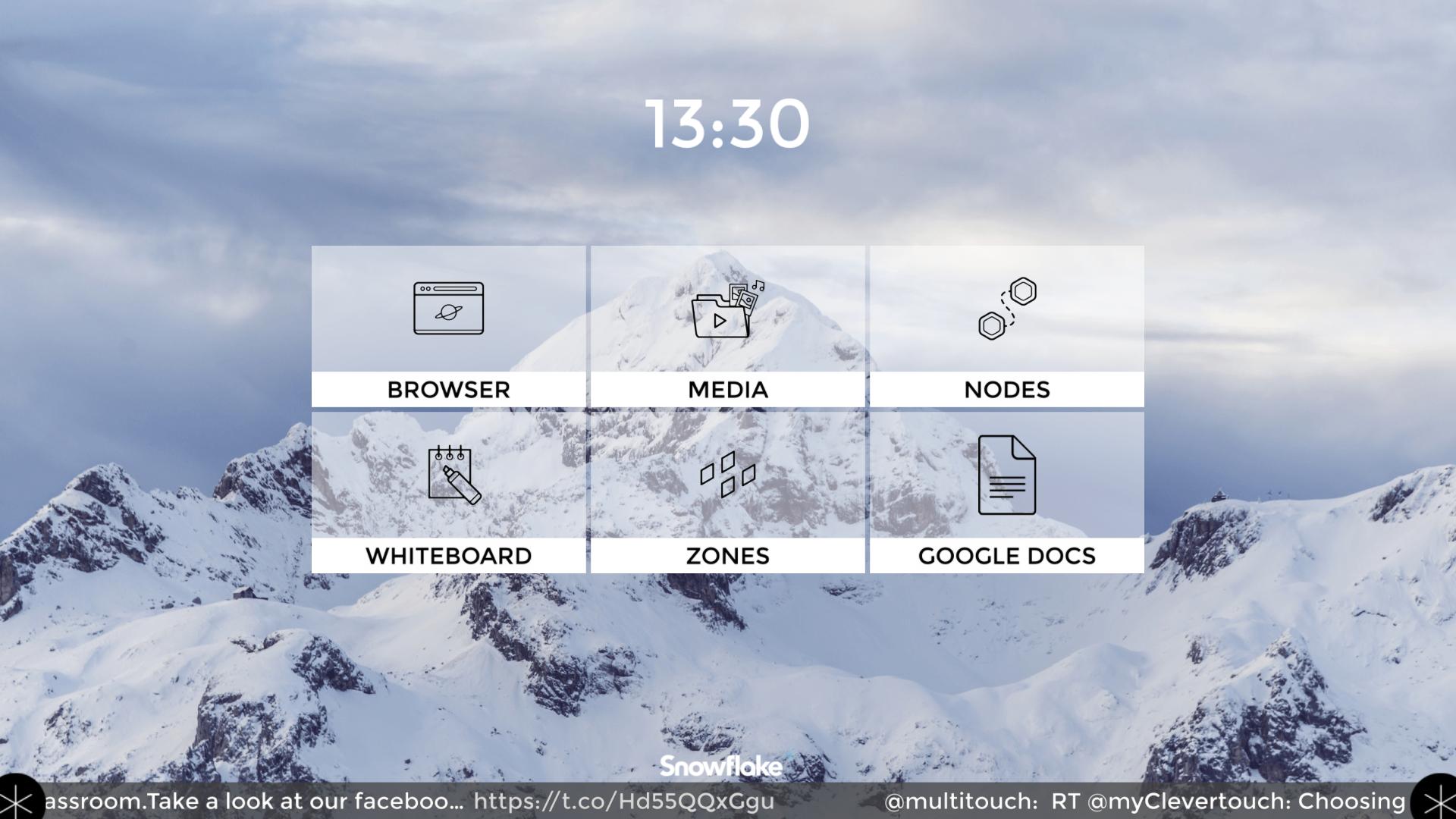 Google Docs in Snowflake business menu.png