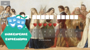 Shakespeare expressions