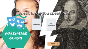 Shakespeare or not_