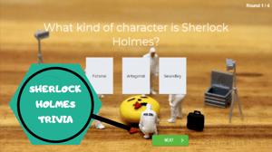 Sherlock Holmes trivia