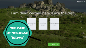 case of the dead idioms
