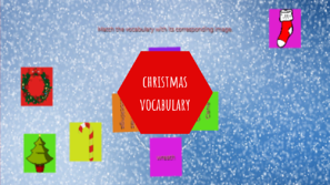christmas vocabulary lesson (1)