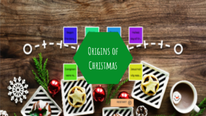 origins of Christmas lesson