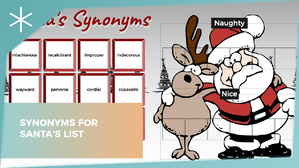 synonyms-for-santas-list