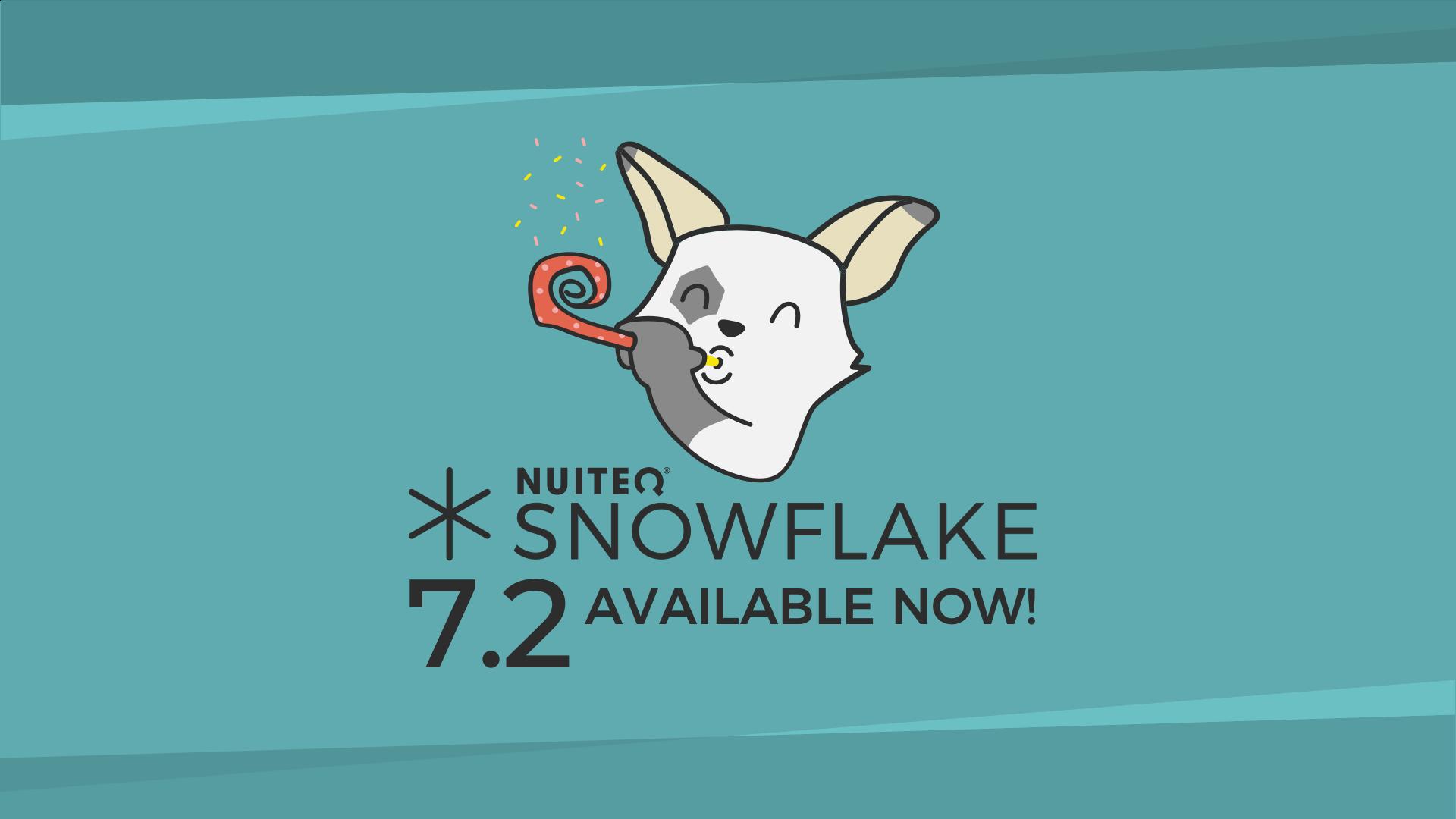 Snowflake 7.2