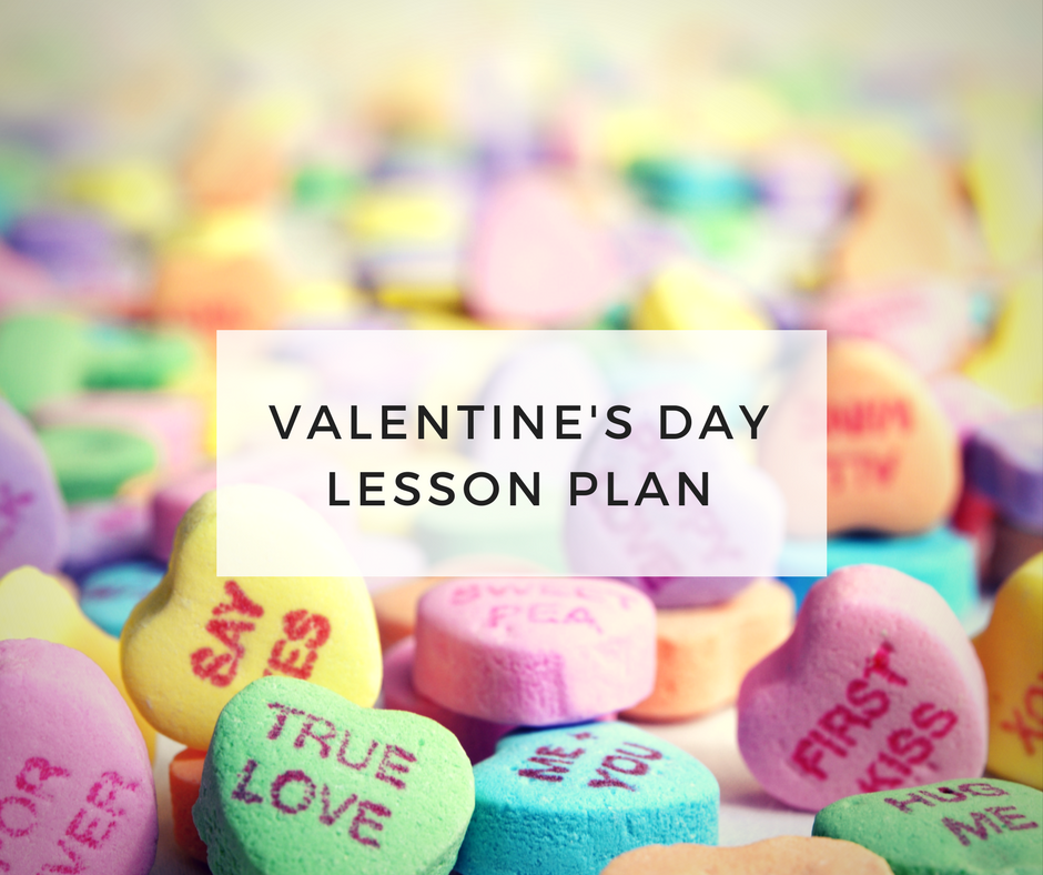 Valentine's day lesson plan-1