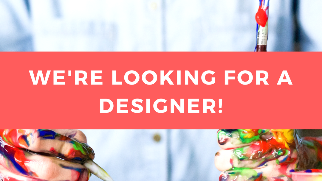 We're-looking-for-a-designer!