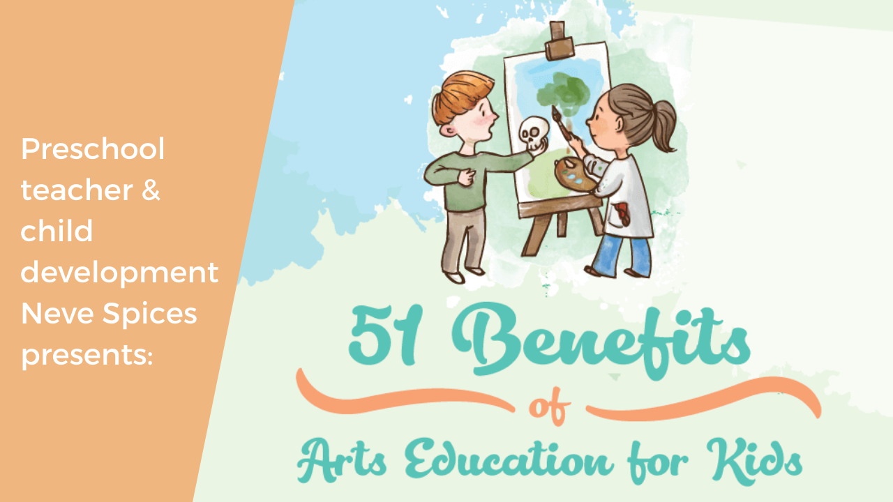 51 benefits of arts education
