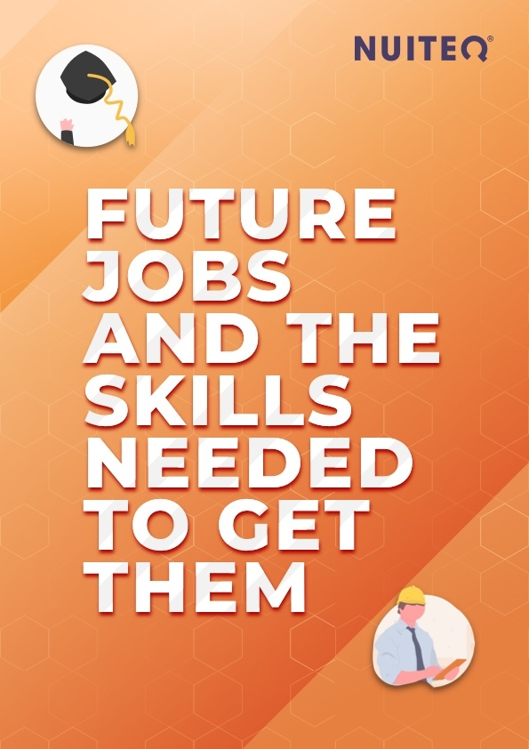 future jobs and skills needed to get them