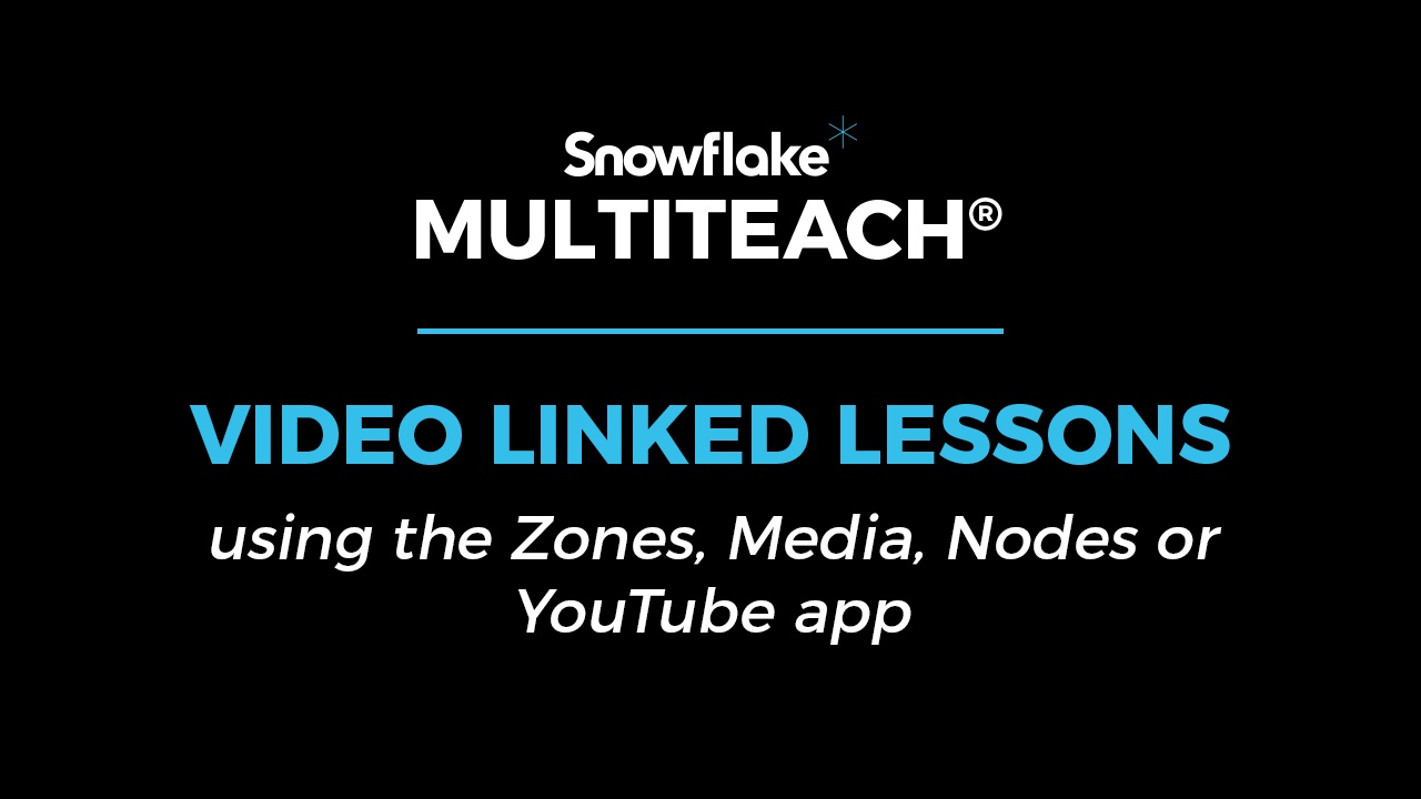 video linked lessons in sfmt