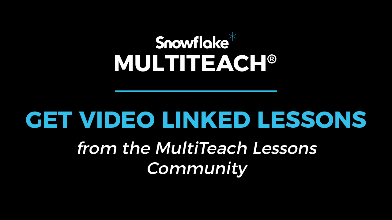 video linked lessons